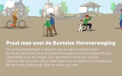 De Boxtelse heroverweging?
